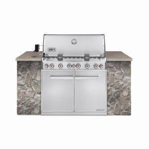 Product Image - Weber  Summit S-660 Built-In