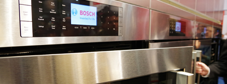 Bosch Debuts a New Benchmark in Kitchen Appliances - Reviewed.com ...
