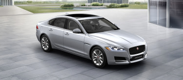 Jaguar xf hero