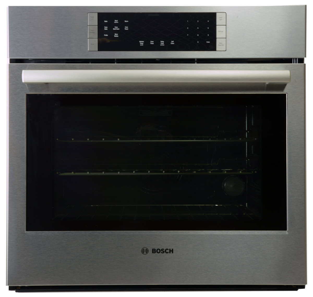 the bosch hbl8451uc 30inch single electric wall oven