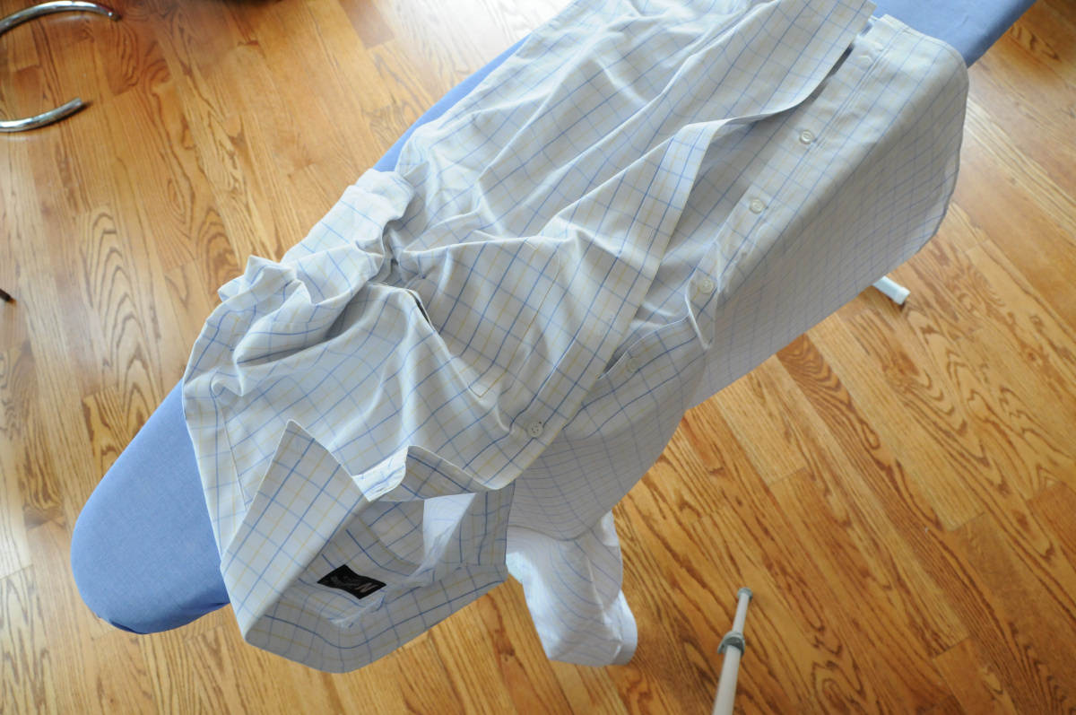 Here 39 s the chemical that makes shirts wrinkle free for Non wrinkle dress shirts