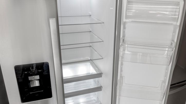 whirlpool wrs325sdhz side by side refrigerator refrigerators. Black Bedroom Furniture Sets. Home Design Ideas