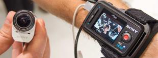 Sony action cam mini hero