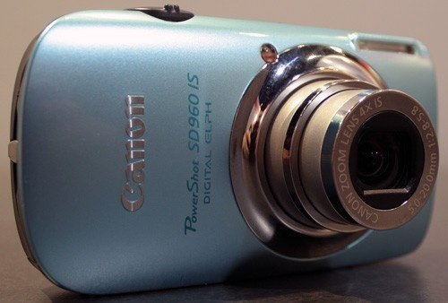 Product Image - Canon PowerShot SD960 IS