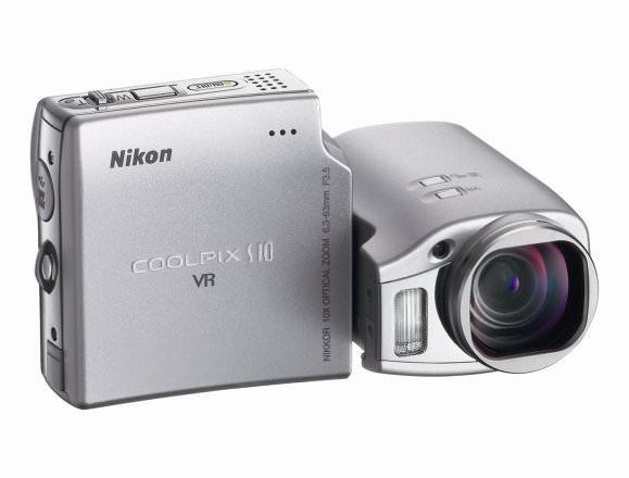 Nikon S110