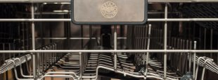 Bertazzoni dishwasher rack hero