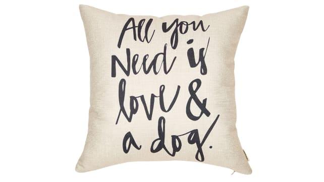 Fjfz Pet Lovers Throw Pillow