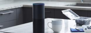 Amazon echo kitchen