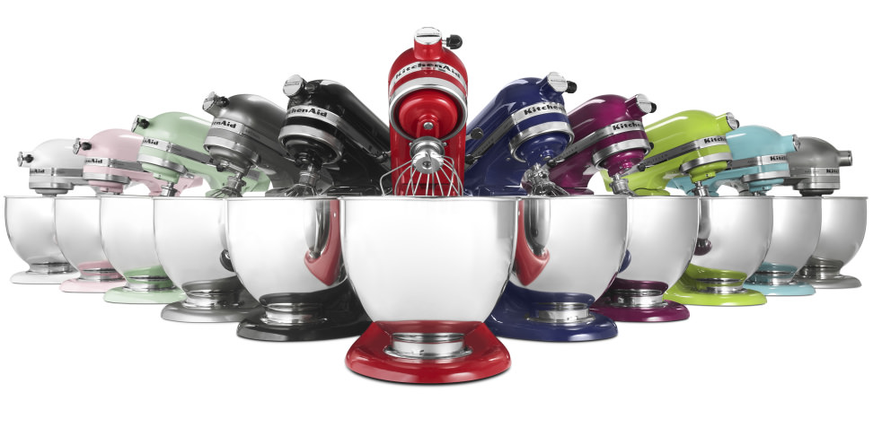 All The Different Types Of Kitchenaid Stand Mixers - And Which One