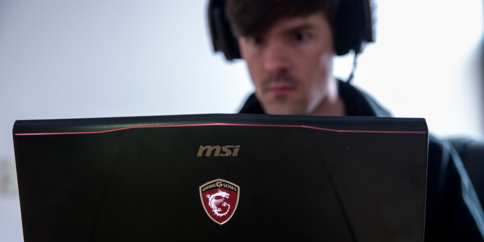 MSI GS40 Phantom In Use