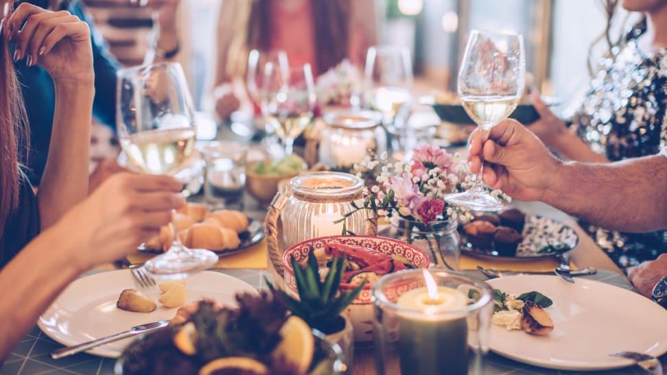 Let Alexa choose the best wine for your dinner.