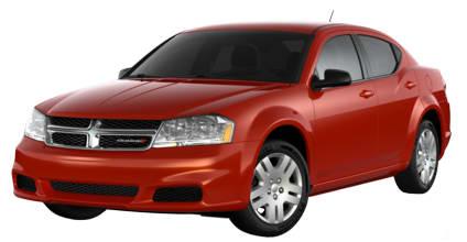 Product Image - 2012 Dodge Avenger SE