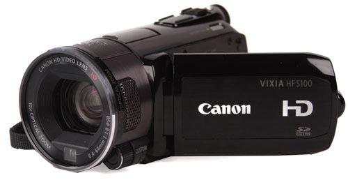 Product Image - Canon  Vixia HF S100