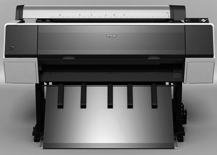 Product Image - Epson Stylus Pro 9890 Designer Edition
