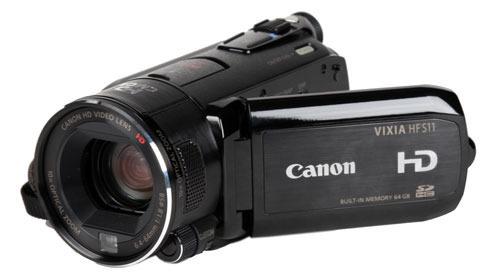 Product Image - Canon Vixia HF S11