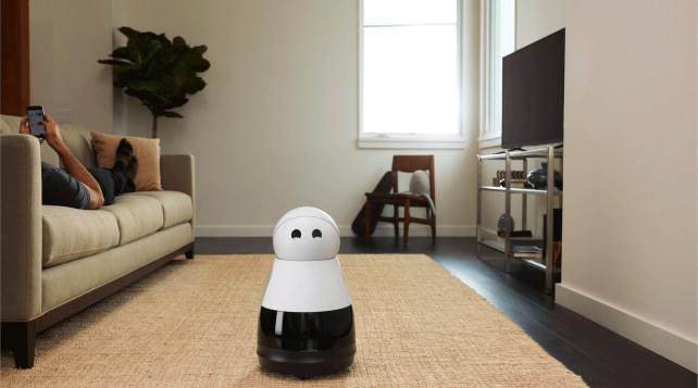 Bosch Kuri robot
