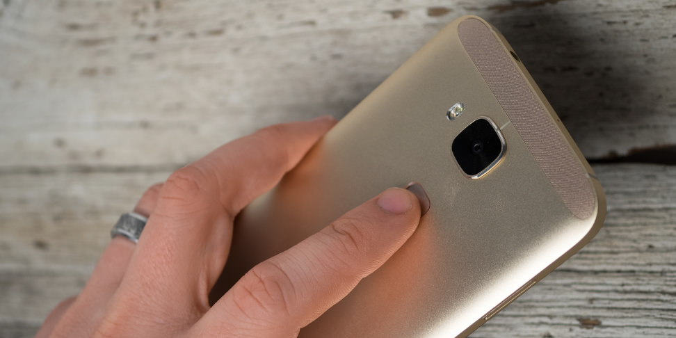 Huawei GX8 Fingerprint Scanner