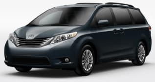 Product Image - 2012 Toyota Sienna XLE AWD