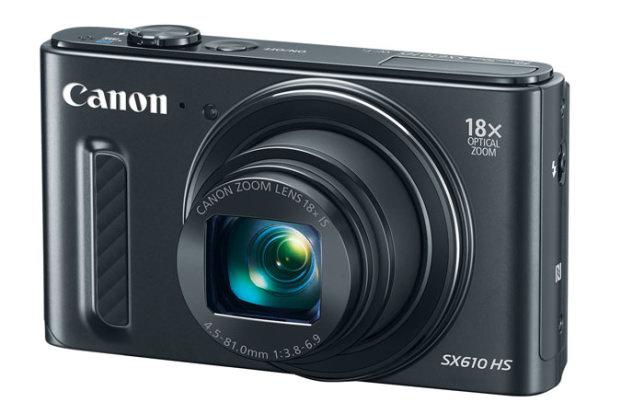 Product Image - Canon PowerShot SX610 HS