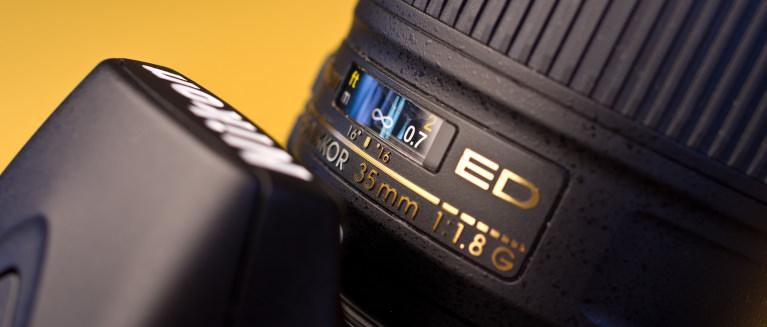 Nikon 35 18