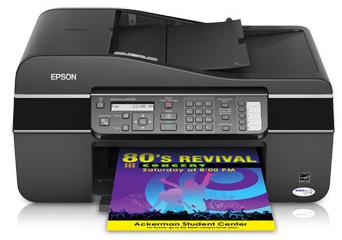 Product Image - Epson Stylus NX305