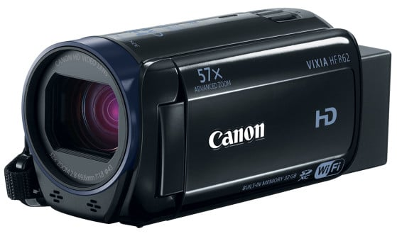 Product Image - Canon Vixia HF R62