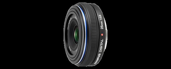 Product Image - Olympus Zuiko Lens 25mm f/2.8