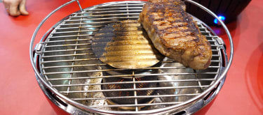 Lotus grill steak