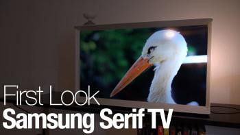 1242911077001 4849230463001 samsung serif tv