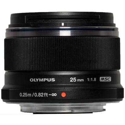 Product Image - Olympus M.Zuiko 25mm f/1.8