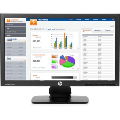 Product Image - HP ProDisplay P202m