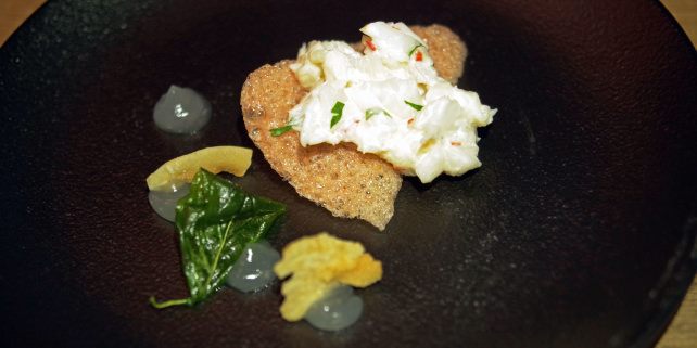 Miele Dialog — Fish cooked in ice