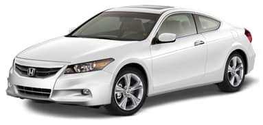Product Image - 2012 Honda Accord Coupe EX-L V-6