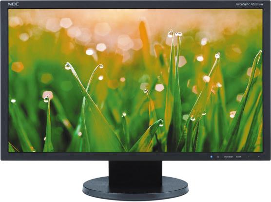 Product Image - NEC AS222WM-BK