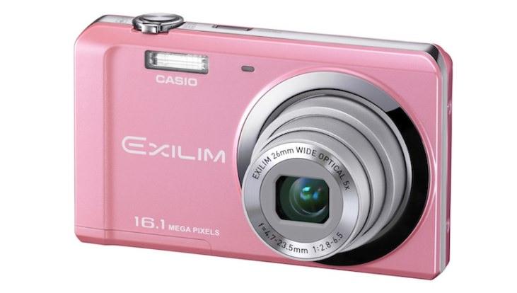 Product Image - Casio  Exilim EX-ZS20