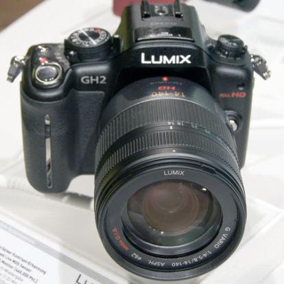 Product Image - Panasonic Lumix DMC-GH2