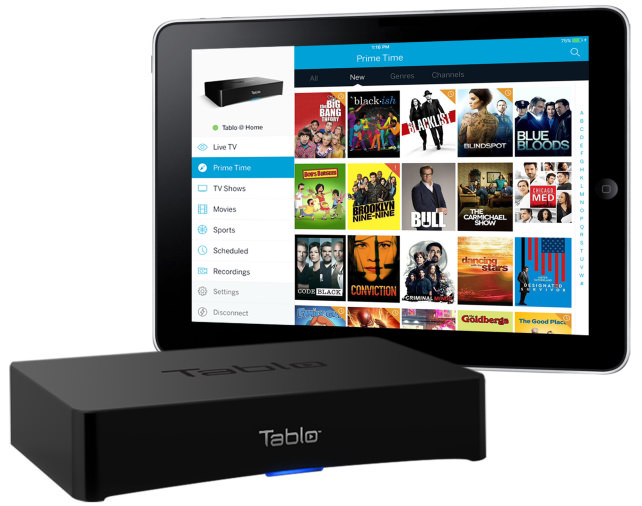 Tablo 4-Tuner Digital Video Recorder