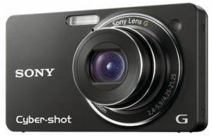 Product Image - Sony Cyber-shot DSC-WX1