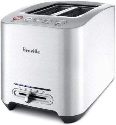 Product Image - Breville Die-Cast 2-Slice Smart Toaster
