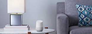 Google home living room