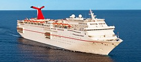 Product Image - Carnival Cruise Lines Carnival Fascination