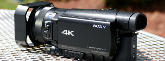 Cci sony ax100 hero