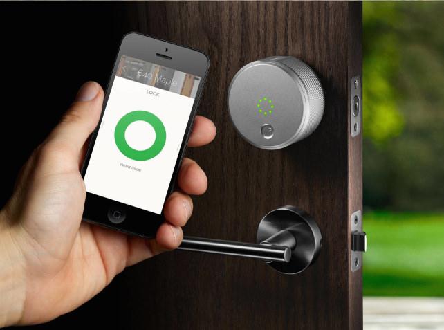 August Smart Lock App