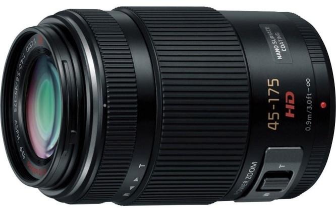 Product Image - Panasonic Lumix G X Vario PZ 45-175mm f/4.0-5.6 ASPH. Lens