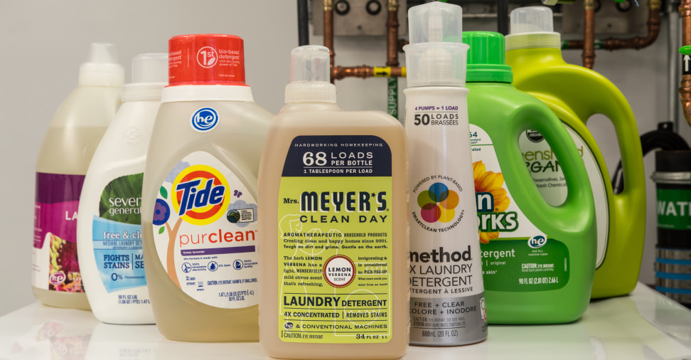 The Best Eco Friendly Laundry Detergents Of 2016
