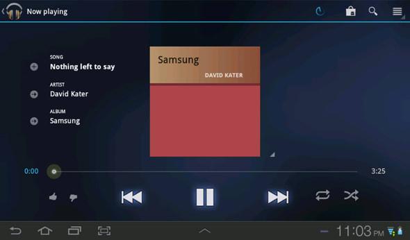 Music & Audio Controls Image