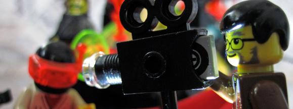 Lego camera hero
