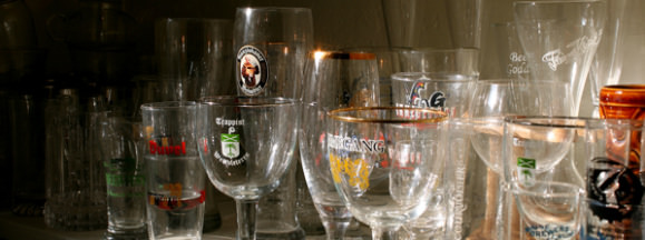 Beer glassware hero thumb