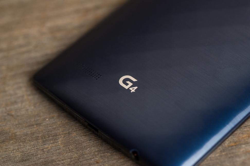 LG G4 Logo