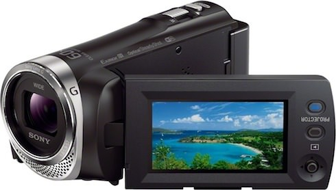 Product Image - Sony Handycam HDR-PJ340